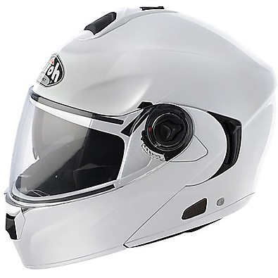 Helm Rides Color weiß Airoh