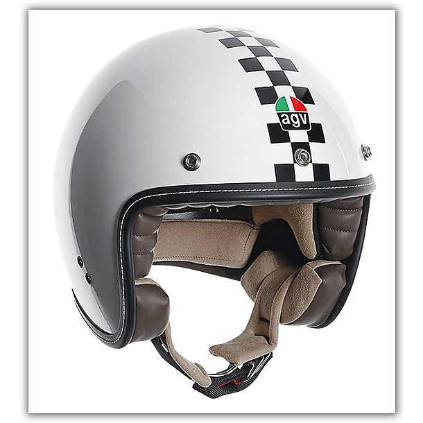 Helm RP60 Checker Flag Agv
