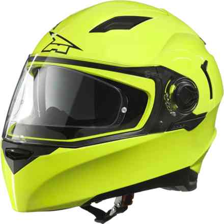 Helm Rs01 Mono Gelb fluo Axo