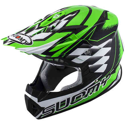 Helm Rumble Strokes  Suomy