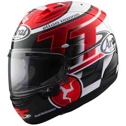 Helm Rx- 7V Isle of Man TT 2016 Limited edition Arai