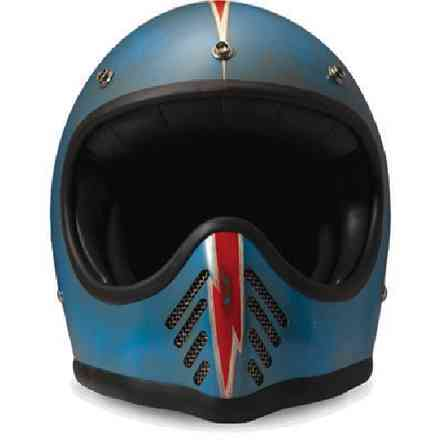 Helm Seventyfive Arrow Blue DMD
