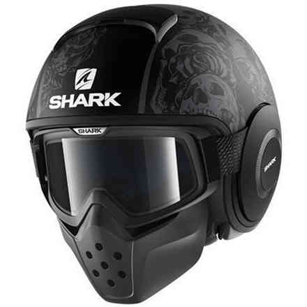 Helm Shark Drak Sanctus Mat Shark
