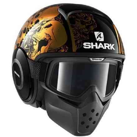 Helm Shark Drak Sanctus Shark
