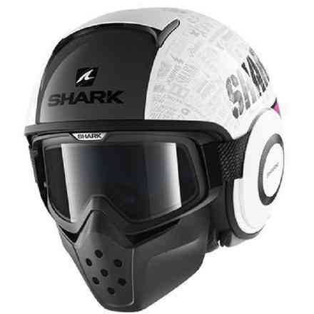 Helm Shark Drak Tribute Rom Shark
