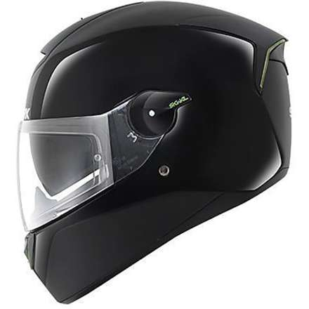Helm Skwal Dual Black Shark