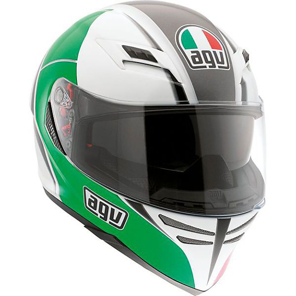 Helm Skyline Block Agv