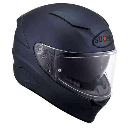 Helm Speedstar Plain Matt Anthrazit Suomy
