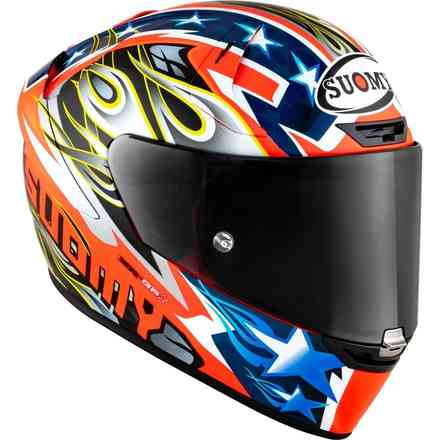 Helm Sr-Gp Glory Race Suomy