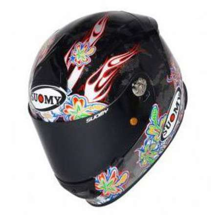 Helm SR Sport Flower Suomy