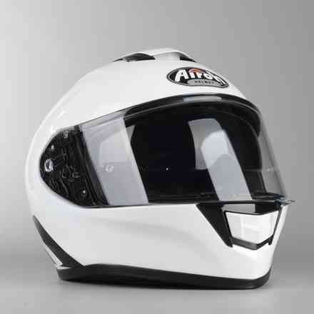 Helm St 501 Color Weiß Gloss Airoh