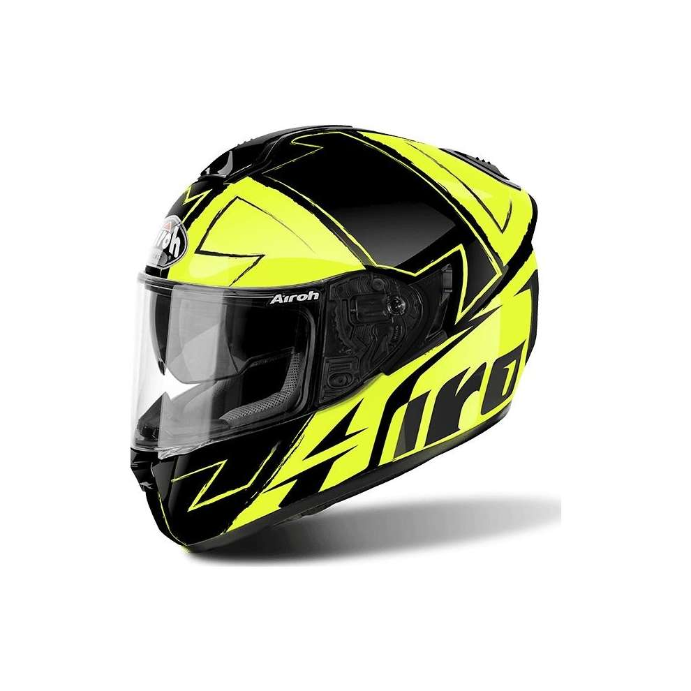 Helm ST 701 Way gelb Airoh