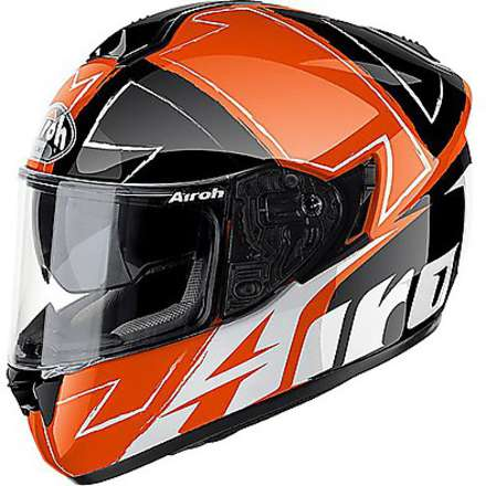 Helm ST 701 Way Rot fluo Airoh