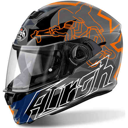Helm Storm Bionikle  Airoh