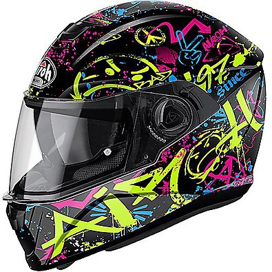 Helm Storm Cool Bicolor Airoh