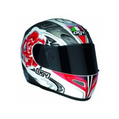 Helm Ti-tech Evolutio Rose Agv