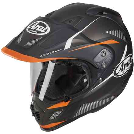 Helm Tour-X 4 Break Orange Arai