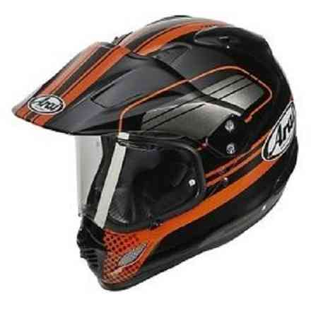 Helm Tour-X 4 Move Orange Arai