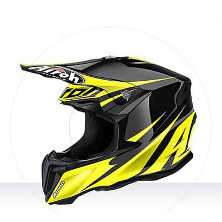 Helm Twist Freedom Airoh