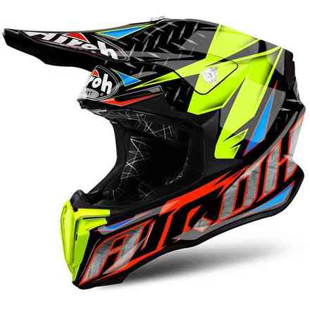 Helm Twist Iron  Airoh