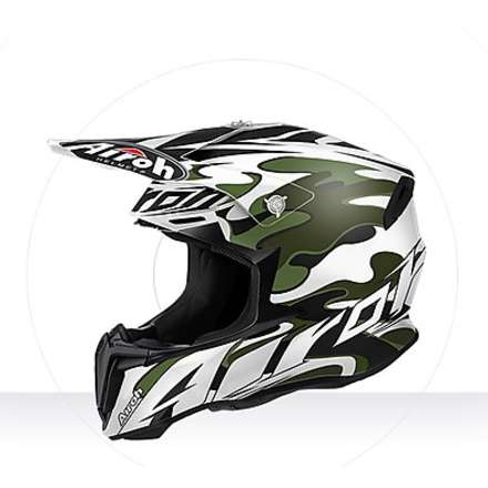Helm Twist Mimetic Airoh