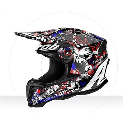Helm Twist Punk Airoh