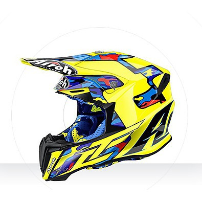 Helm Twist Tc16 Airoh