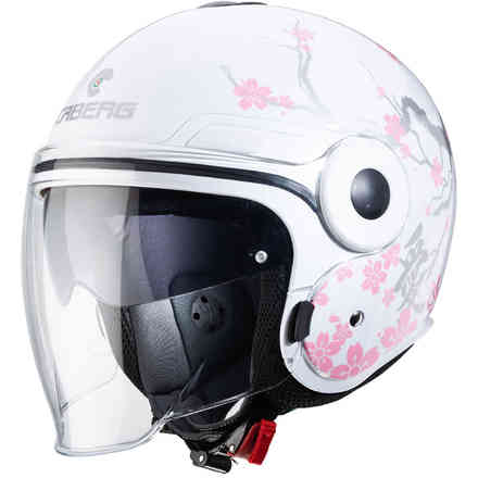 Helm Uptown Bloom  Caberg