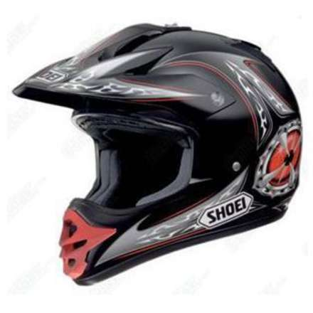 Helm V-moto Mutation Shoei