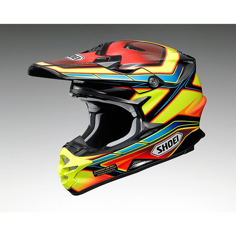 Helm Vfx-w Capacitor TC-3 Shoei