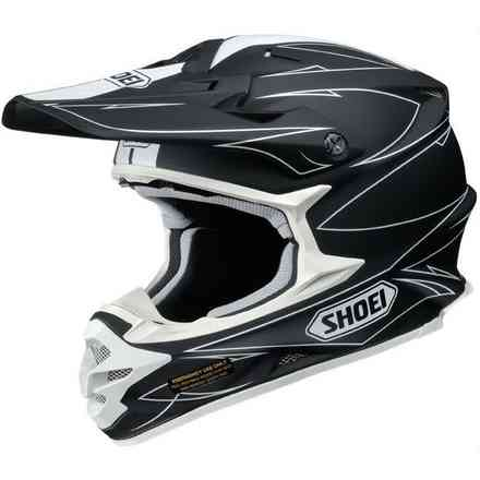 Helm Vfx-W Hectic Tc-5 Shoei