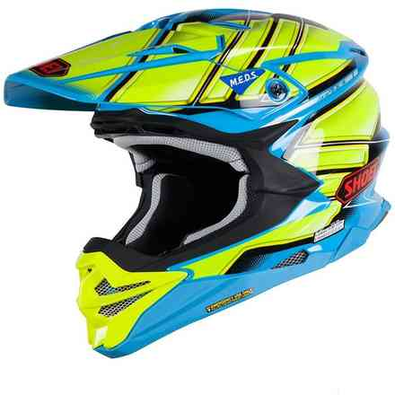 Helm Vfx-Wr Glaive Tc2 Shoei