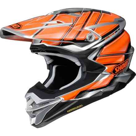 Helm Vfx-Wr Glaive Tc8 Shoei
