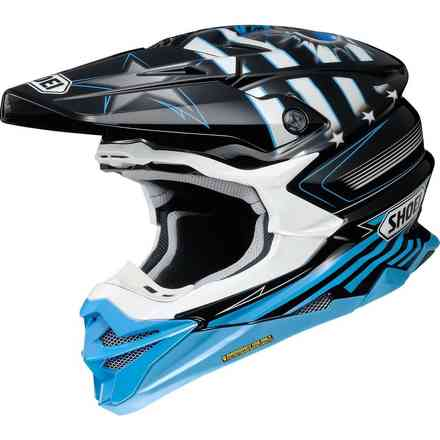 Helm Vfx-Wr Grant 3 Tc2 Shoei
