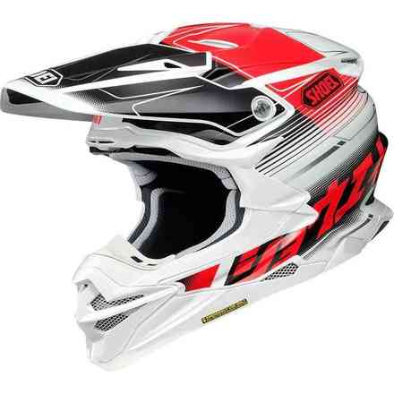 Helm Vfx-Wr Zinger Tc1 Shoei