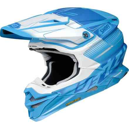 Helm Vfx-Wr Zinger Tc2 Shoei