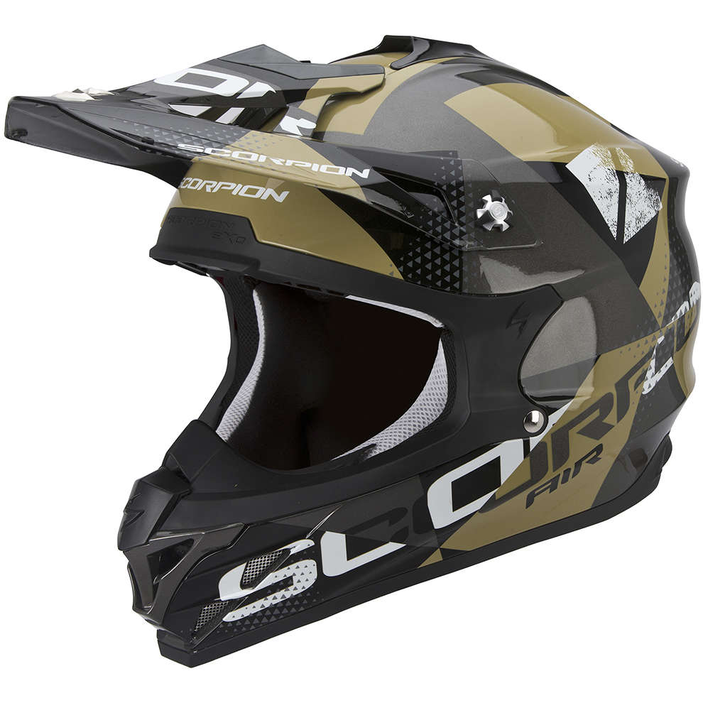 Helm VX-15 Evo Air Akra Scorpion