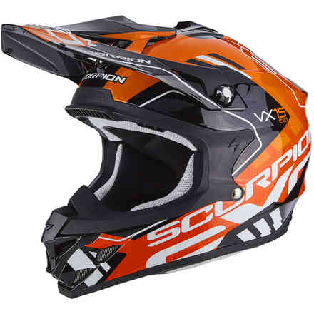 Helm Vx-15 Evo Air Argo  Scorpion