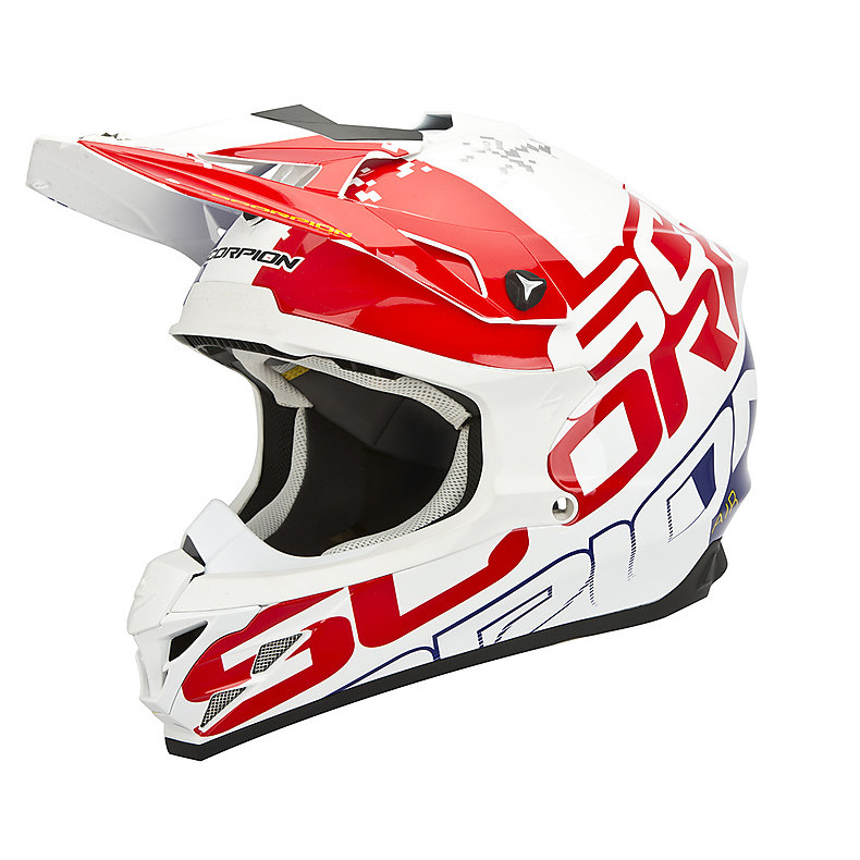 Helm VX-15 Evo Air Grid Scorpion
