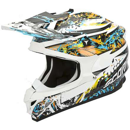 Helm VX-15 Evo Air Horror Scorpion