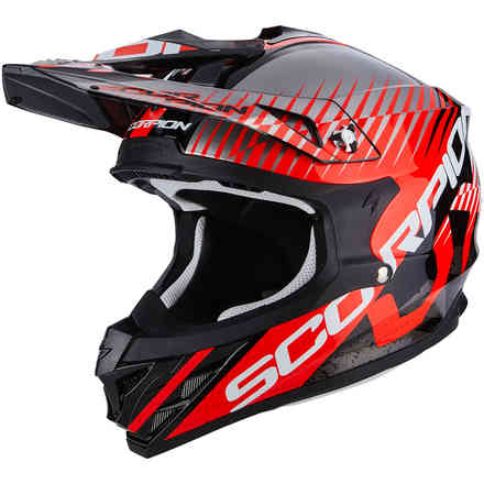 Helm Vx-15 Evo Air Sin Scorpion