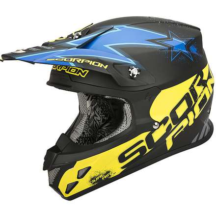 Helm VX-20 Air  Magnus Scorpion