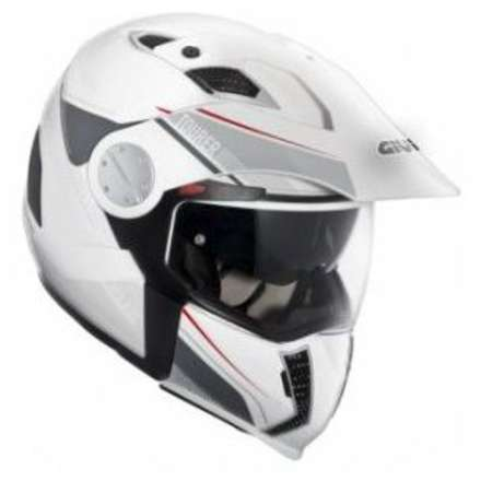 Helm X.01 Tourer - white Givi