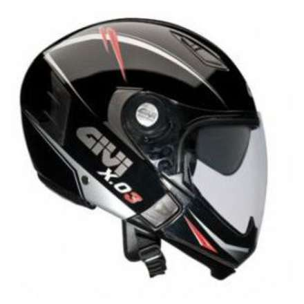 Helm X.03 Crossover - black Givi