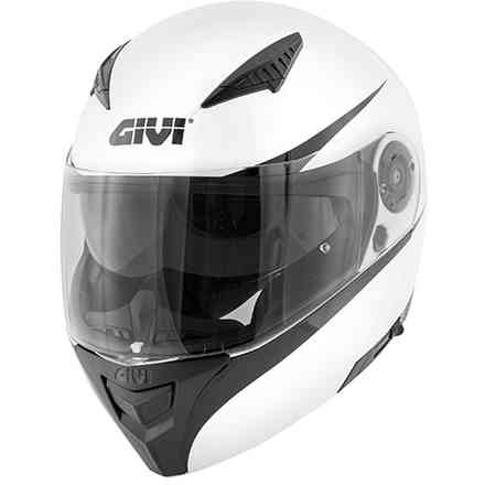 Helm X.16 Voyager Weiss 2017 Givi