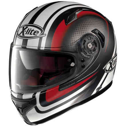 Helm X-661 Slipstream rot X-lite