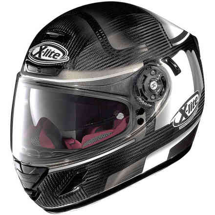 Helm X-702 Gt Ultra Carbon Ofenpass X-lite