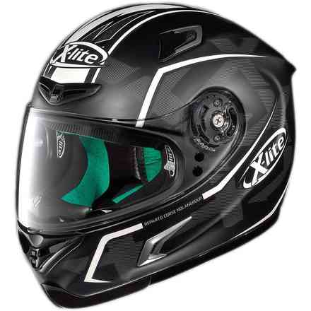 Helm X-802rr Marquetry  X-lite