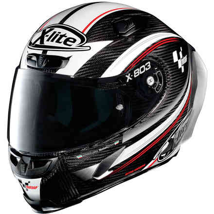 Helm X-803 Rs Moto Gp Carbon X-lite