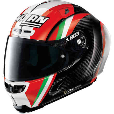 Helm X-803 Rs Stoner Together Carbon X-lite